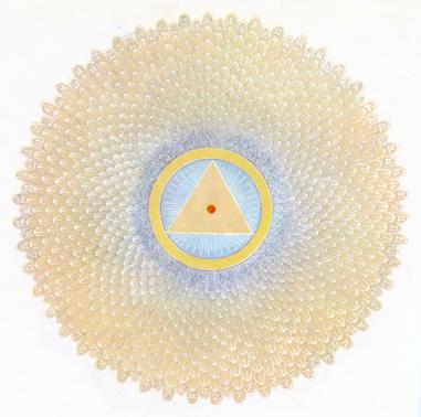 Sahasrara Chakra couronne