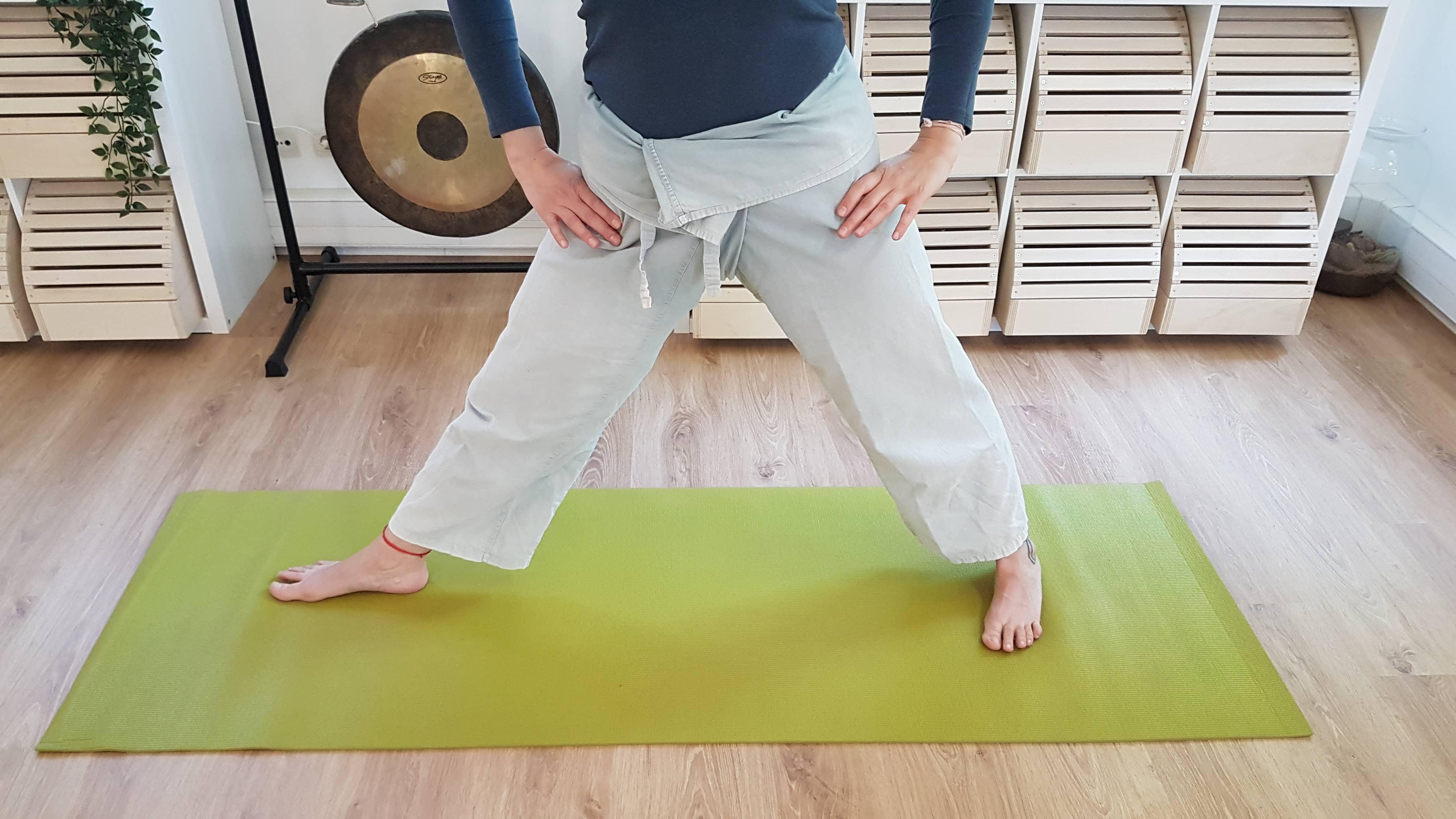 Corps et Yoga : Hanche